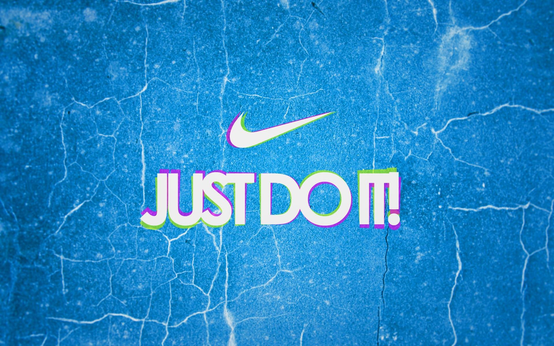 1920x1200 Just Do It Wallpaper HD | Wallpapers, Backgrounds, Images, Art Photos.
