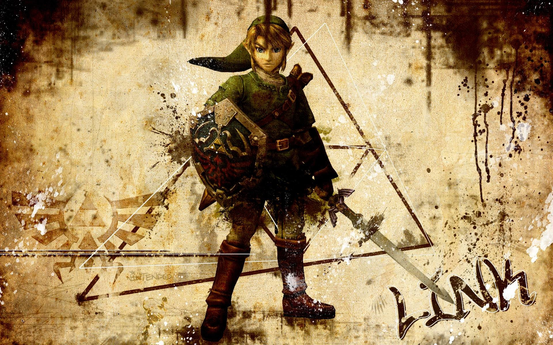 1920x1200 Link - The Legend of Zelda Wallpaper (2833139) - Fanpop