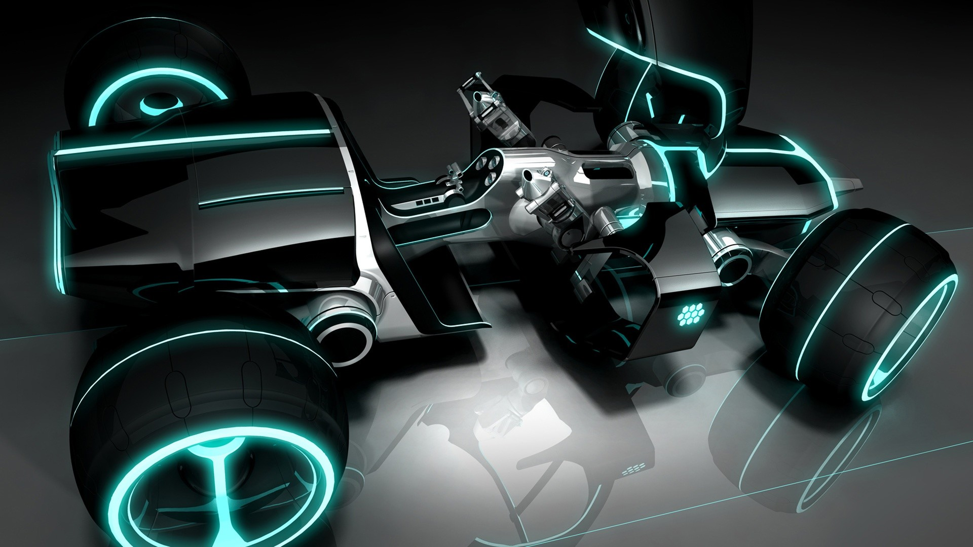 1920x1080 tron legacy hd wallpaper car. Â«Â«