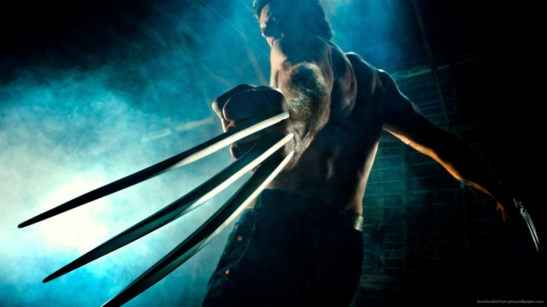 1920x1080 Hugh Jackman As Wolverine for