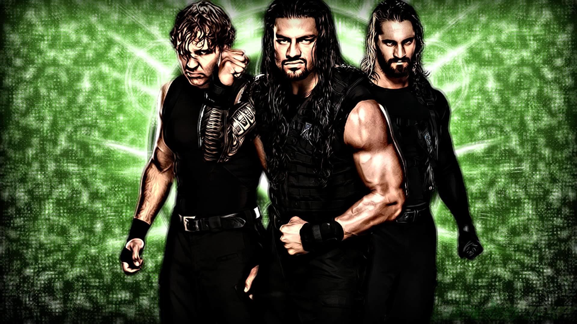 WWE HD Wallpaper Free The Shield Hd Wallpapers Free Download