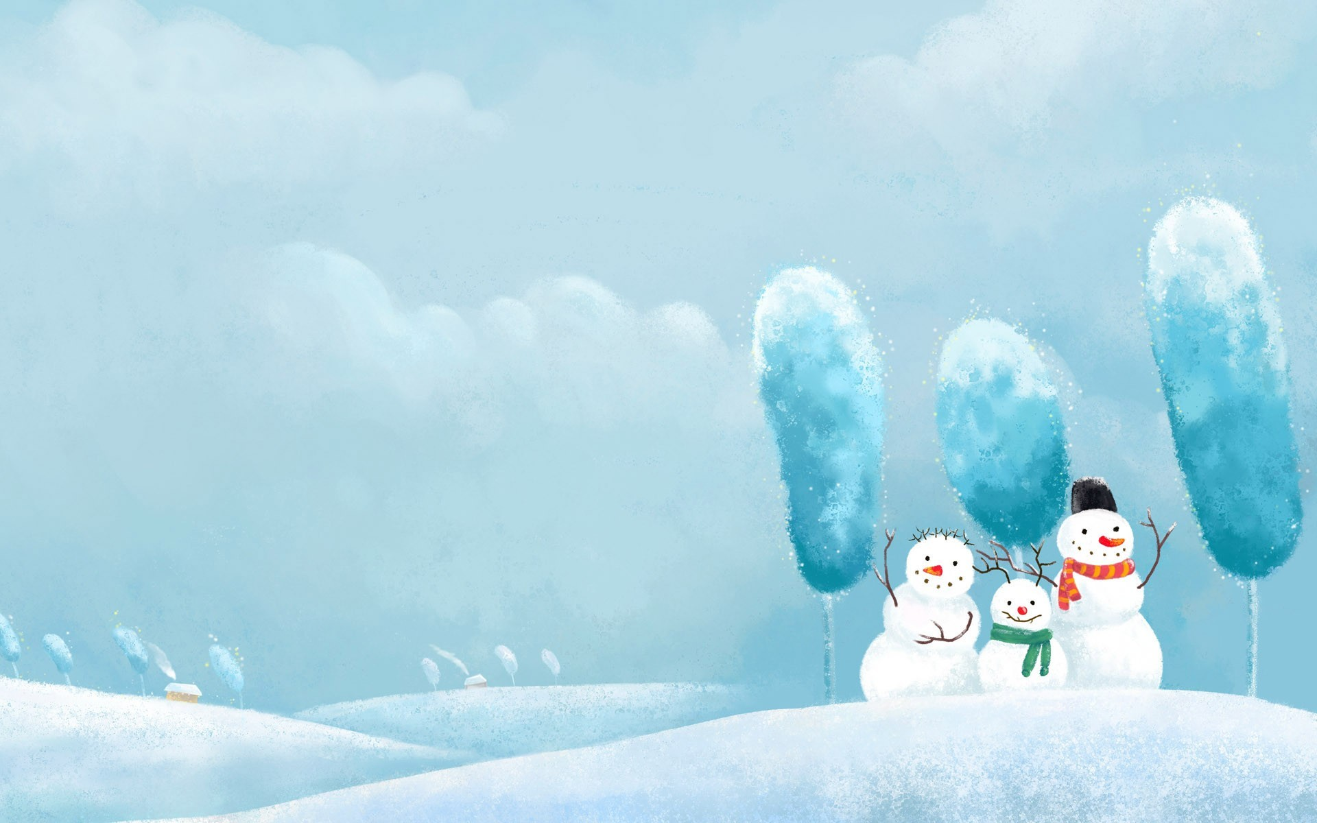 snowman wallpaper for computer  58  images