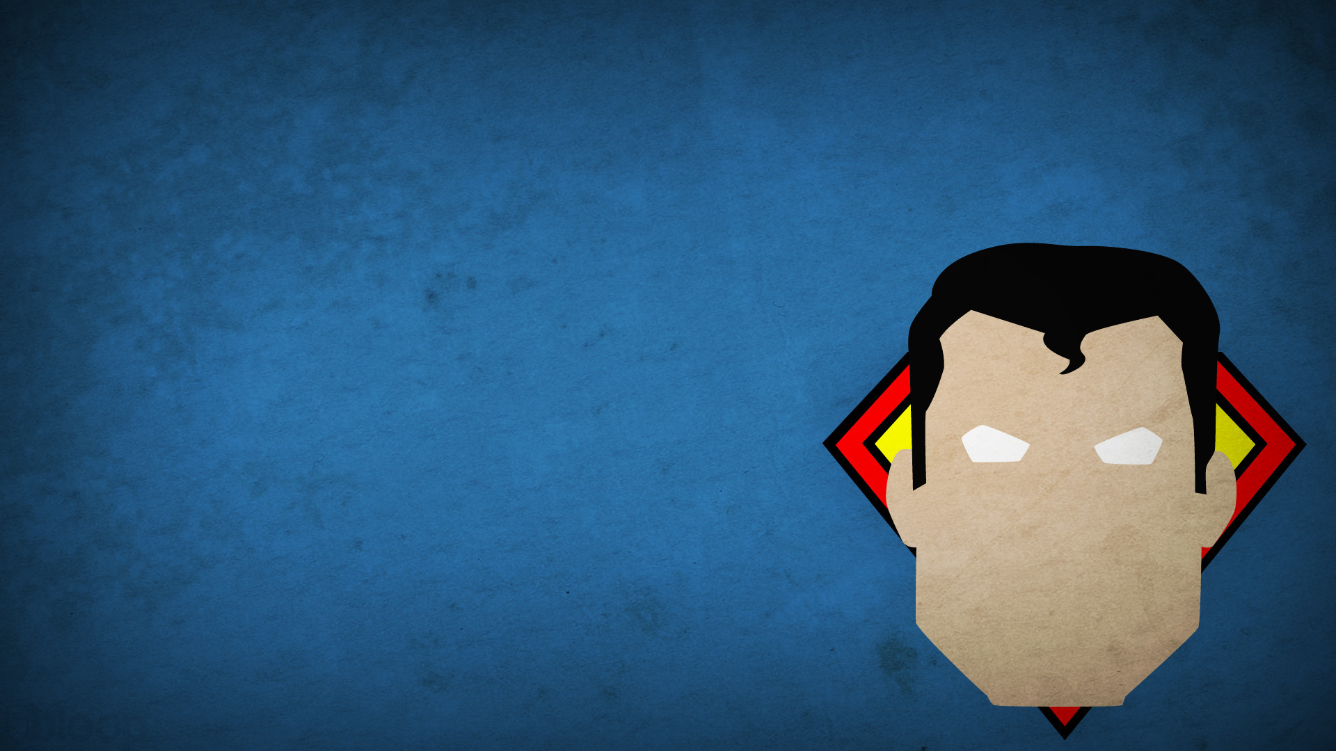 1920x1080 Minimalist Superhero Wallpapers!