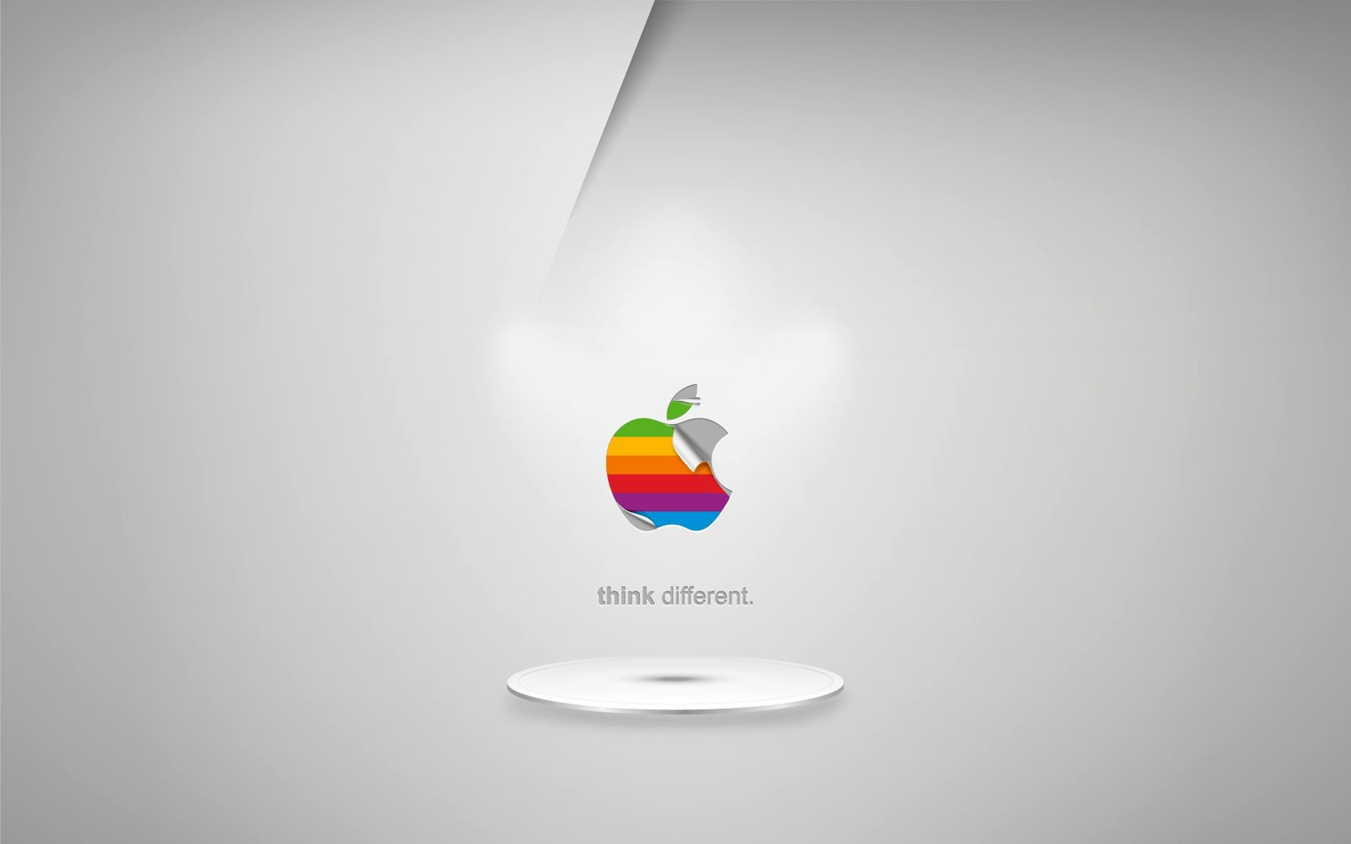 Think Different Apple Wallpaper 73 Images