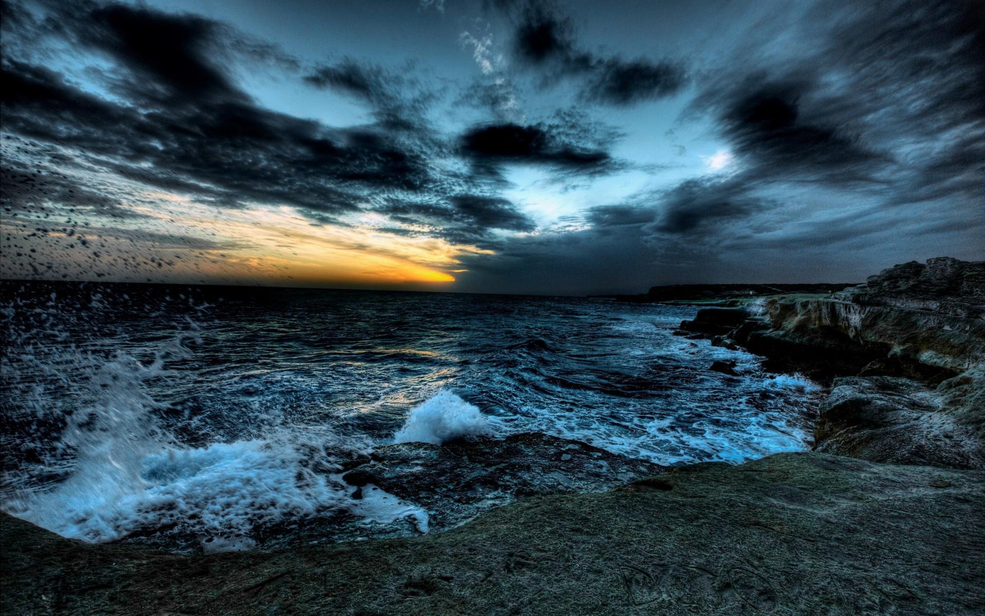 Beach Thunderstorm Wallpaper: Storm Desktop Wallpaper (62+ Images