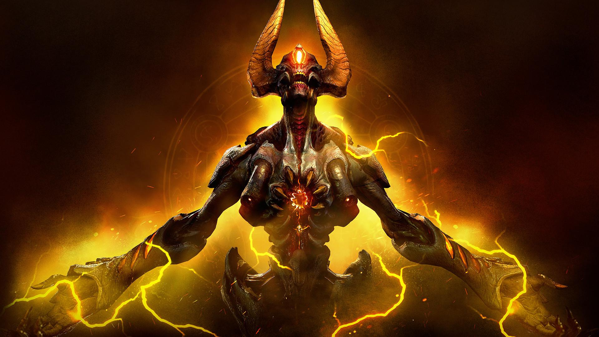 Doom 4K Wallpaper (59+ images)