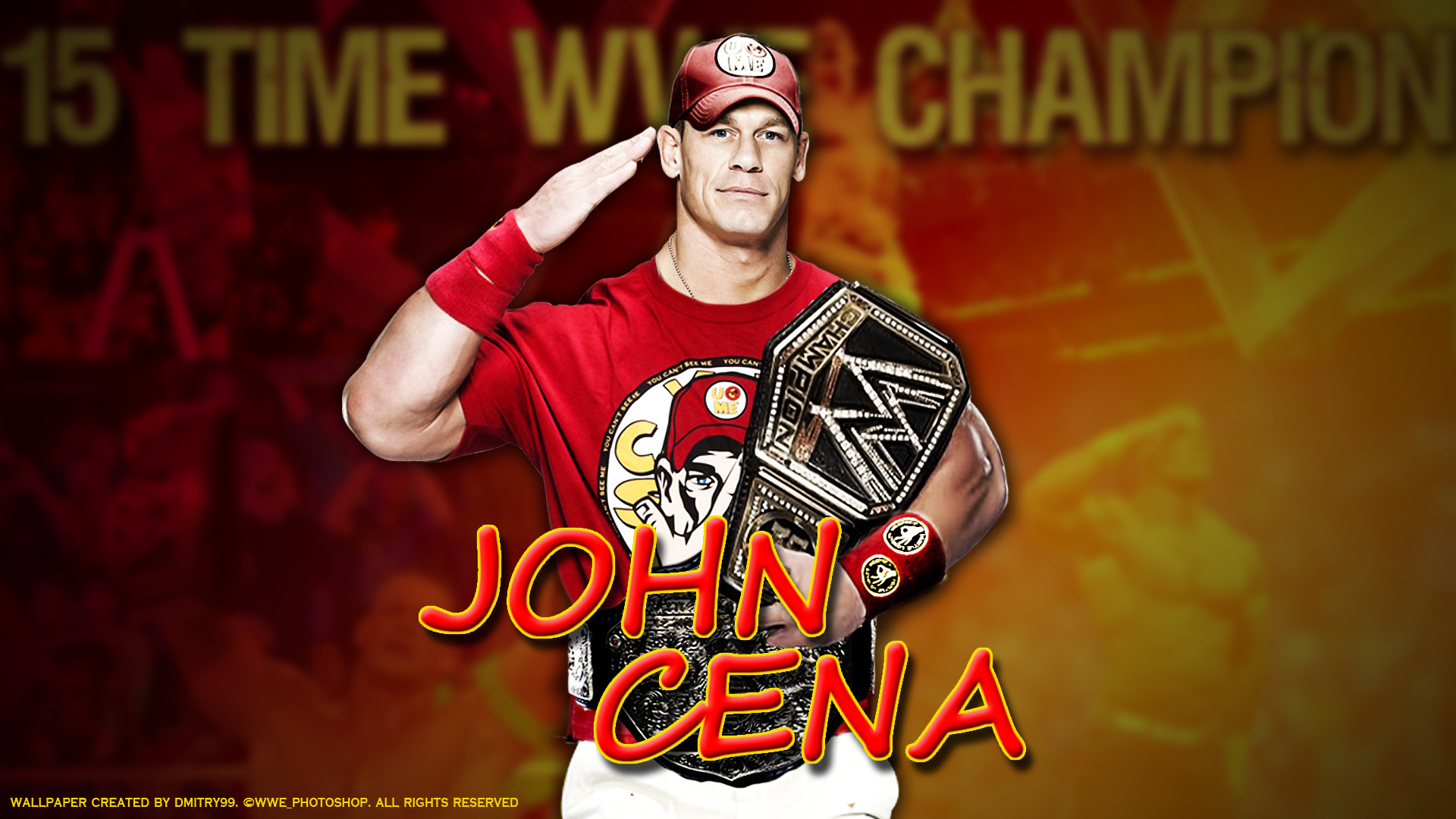 1920x1080 John Cena Wallpapers HD Wallpaper