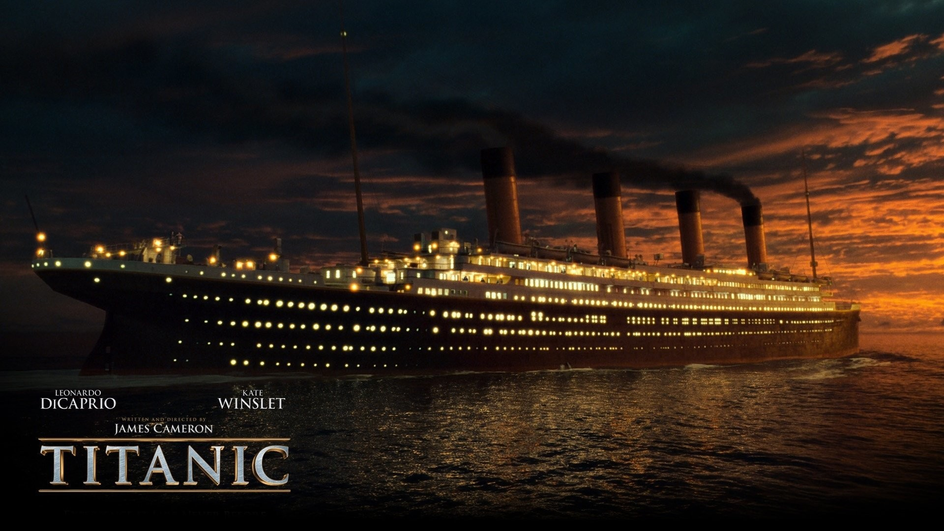 1920x1080 Movie - Titanic Ship Movie Wallpaper
