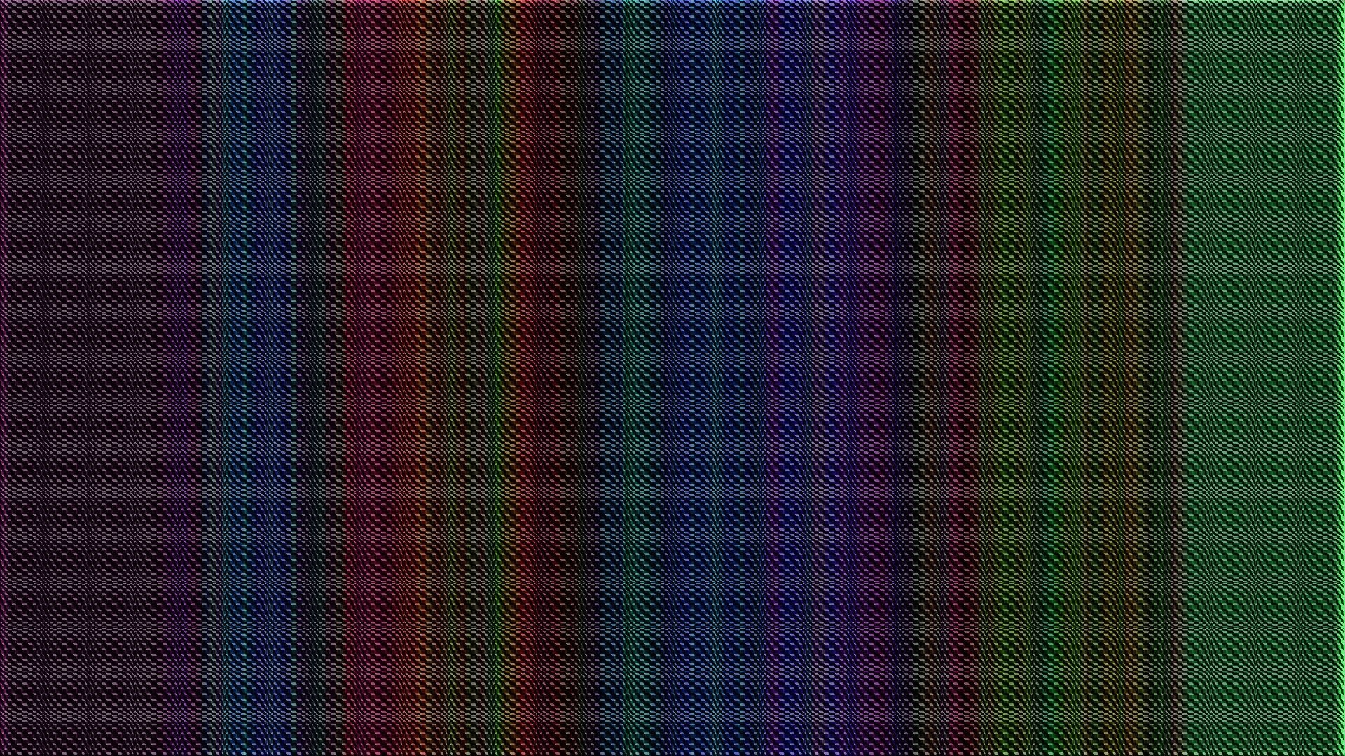 1920x1080 Rainbow Colored Squares
