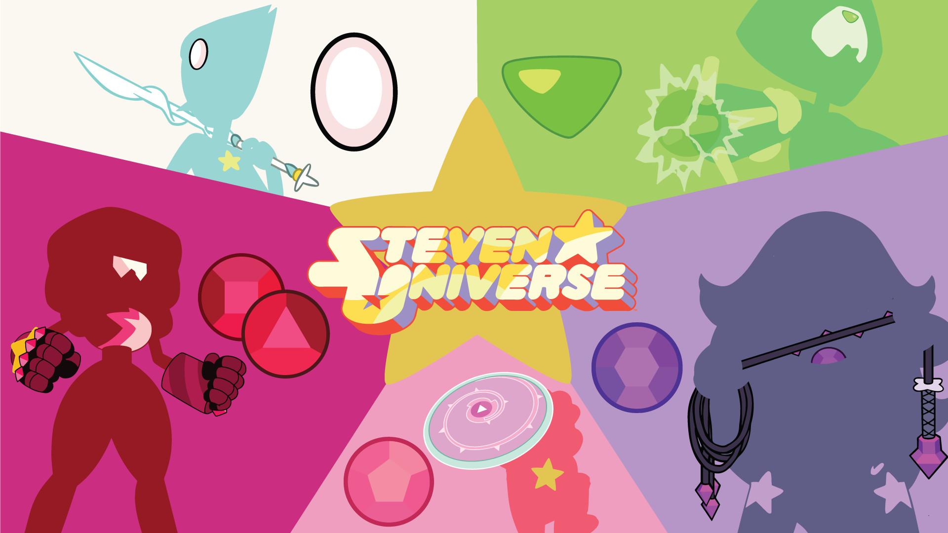 Crystal Gems Steven Universe Wallpaper 82 Images
