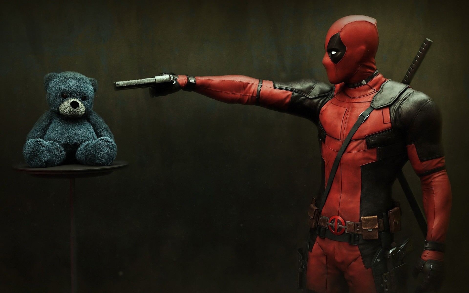 1920x1200 Deadpool Wallpapers Widescreen