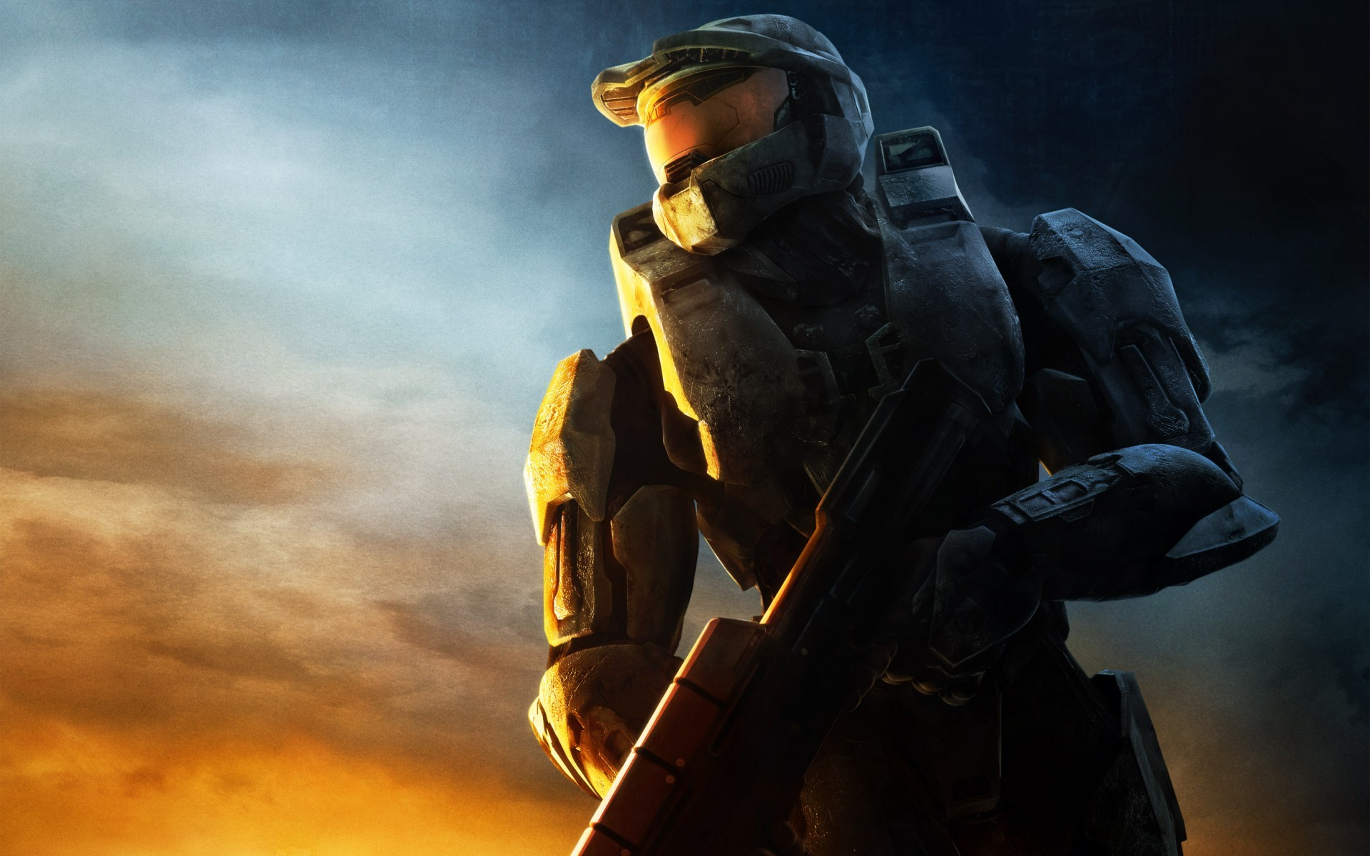1920x1200 Halo, Halo 3, Master Chief, Video Games Wallpapers HD / Desktop and Mobile  Backgrounds