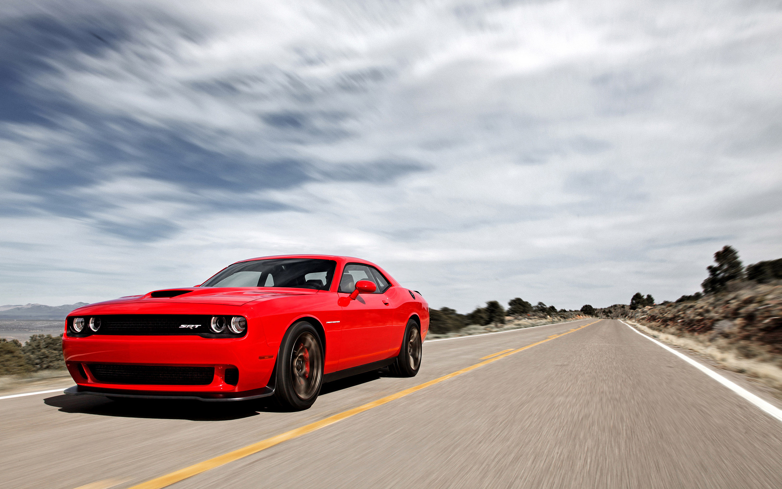 2560x1600 Dodge Challenger Dodge Challenger SRT Hellcat · HD Wallpaper | Background  ID:512418
