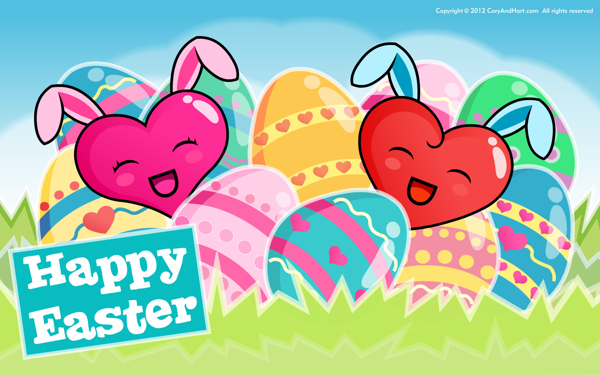 Cute Easter Wallpaper 62 Images