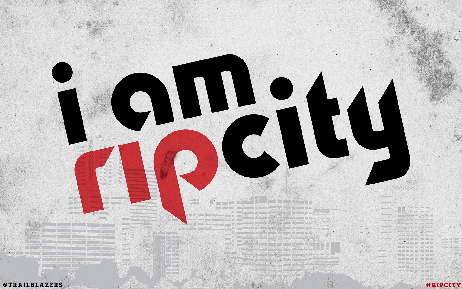 1920x1200 Portland Trail Blazers | I am Rip City