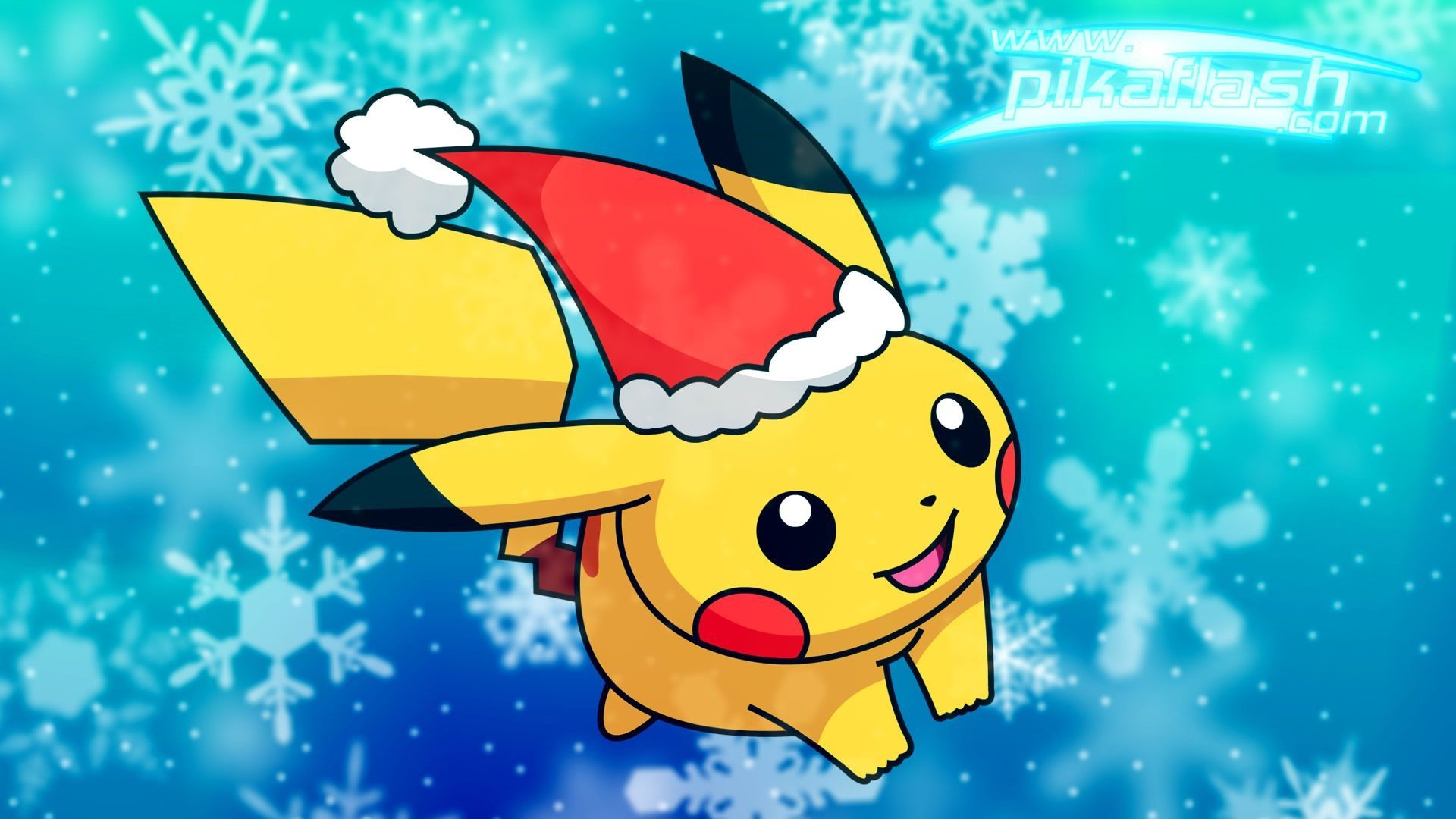 1920x1080 Pikachu Christmas HD Wallpaper Pokemon Christmas HD Images