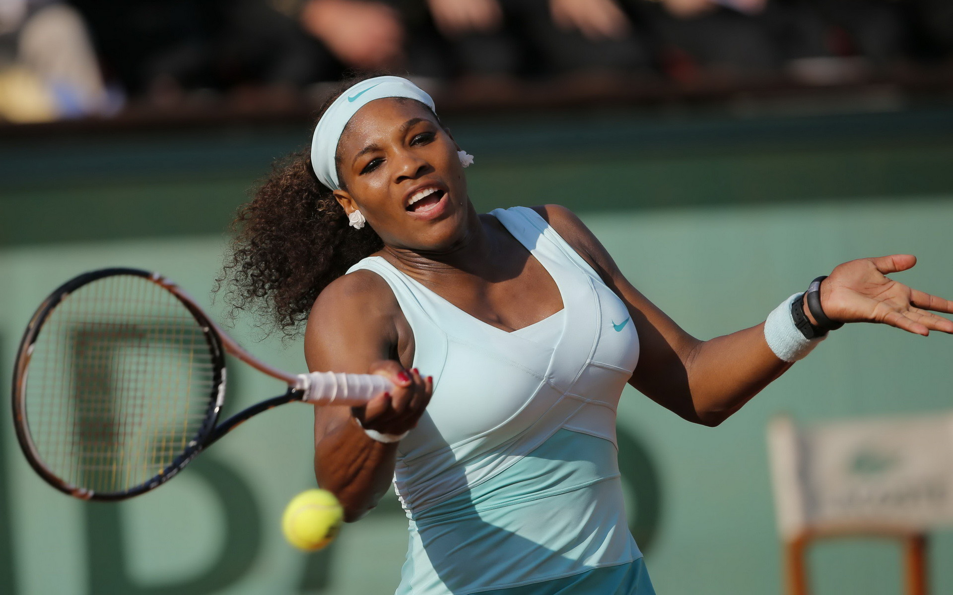 1920x1200 After Long Pursuit Serena Williams Sets Record With 23rd Grand Slam Title O The