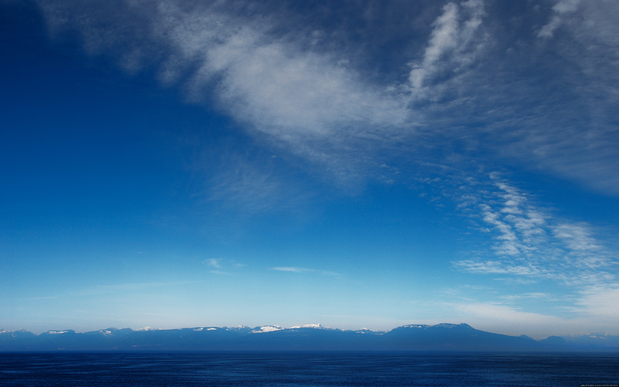 2560x1600 Blue Sky. Download this desktop wallpaper: 1280 × 1024