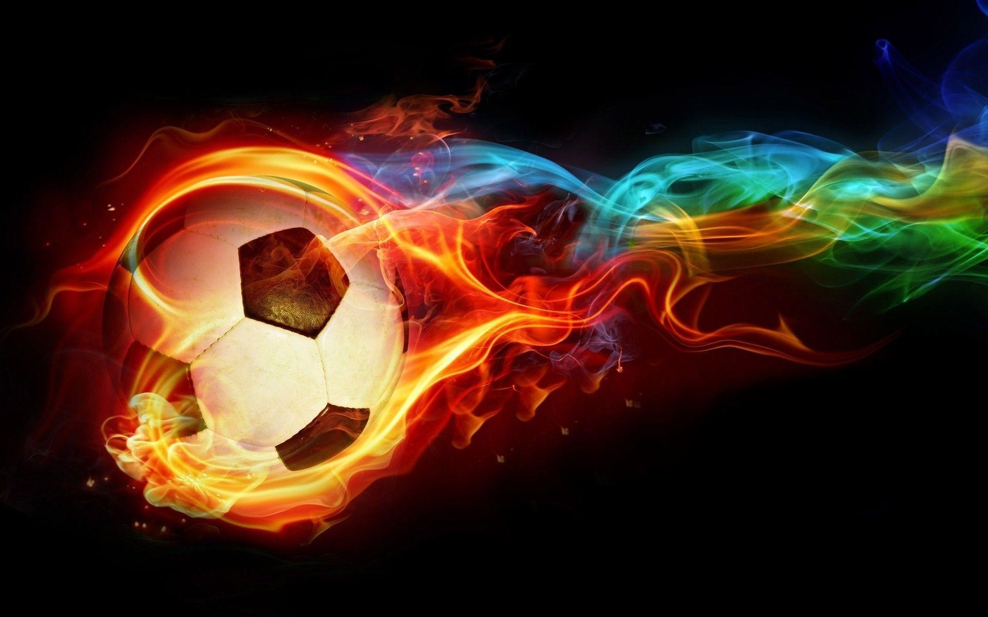 full size Soccer Ball Wallpapers 1920x1200