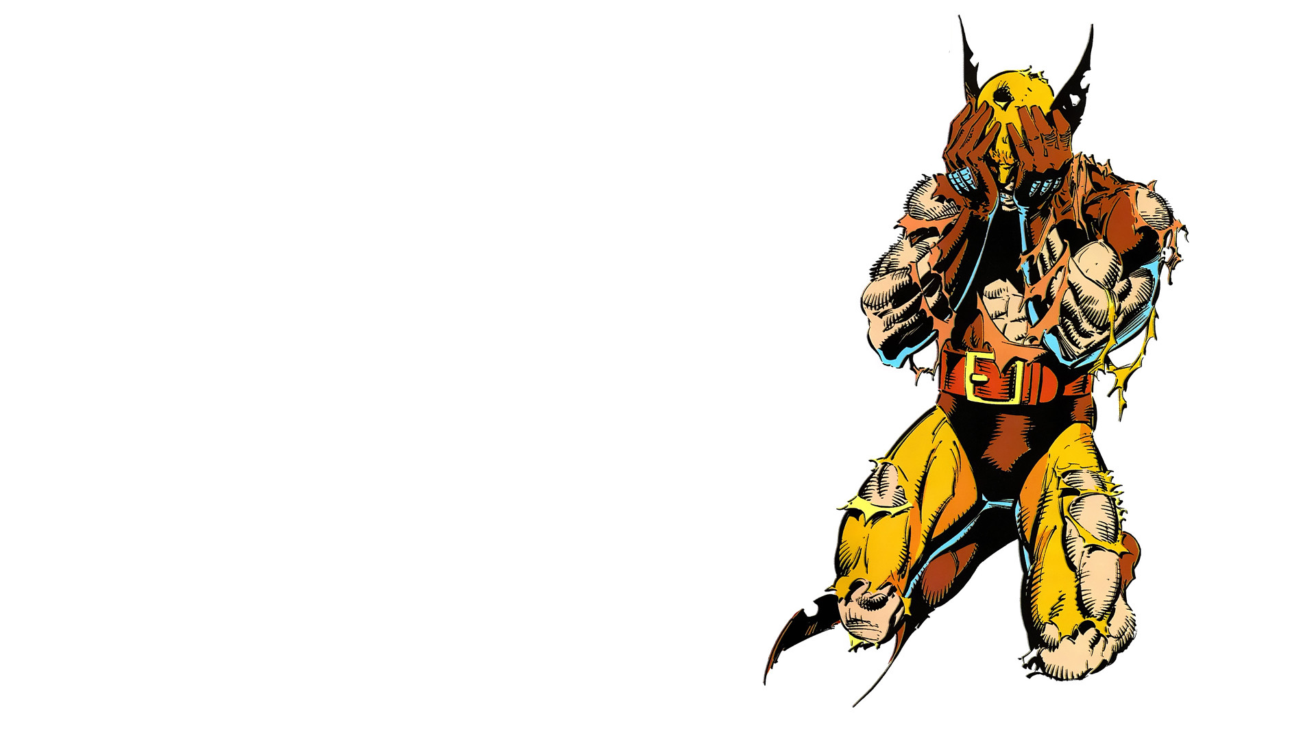 1920x1080 Comics - Wolverine Comic Superhero Wallpaper
