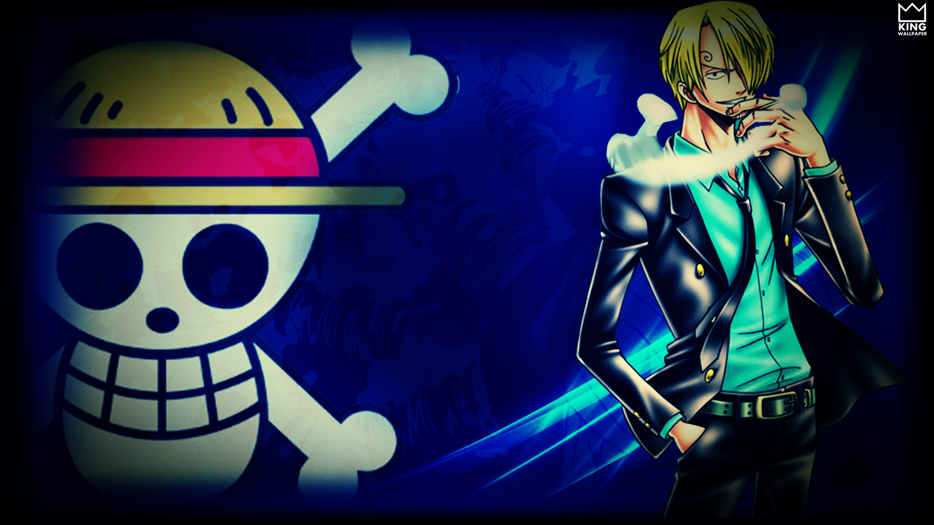 1920x1080 One Piece Sanji Wallpapers Group (75+)