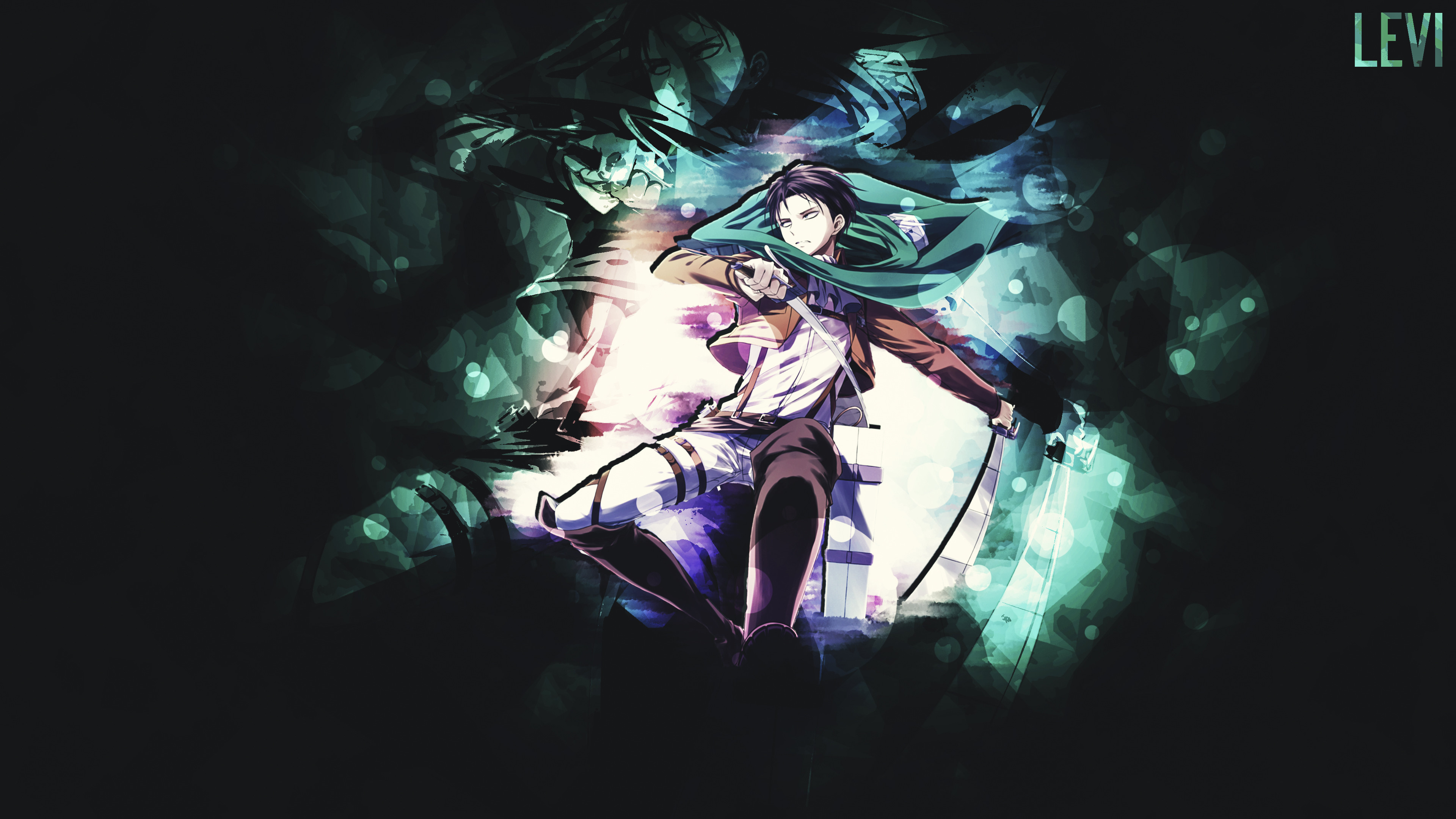Captain Levi Wallpaper (74+ images)