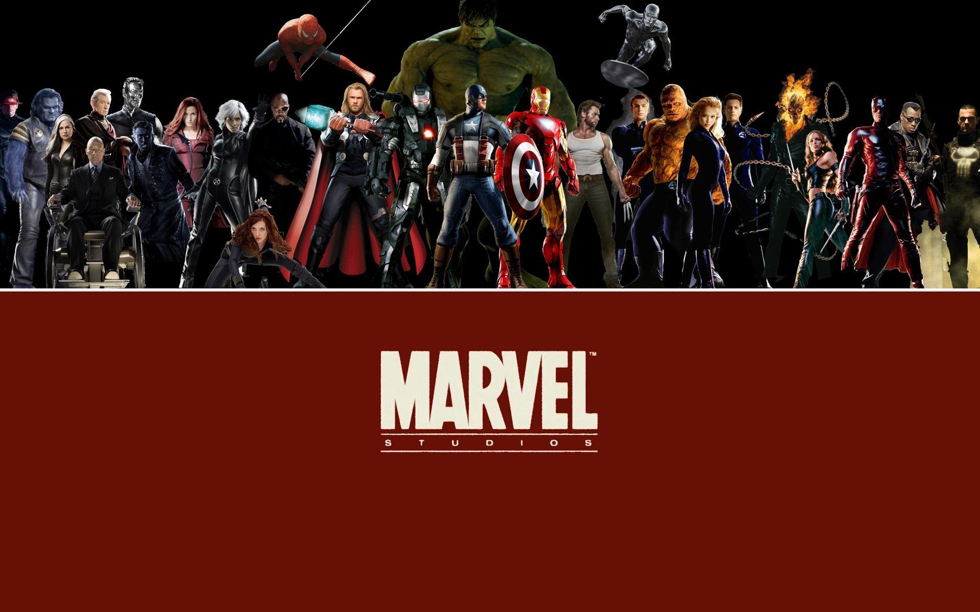 Hd Marvel Wallpapers For Desktop 58 Images