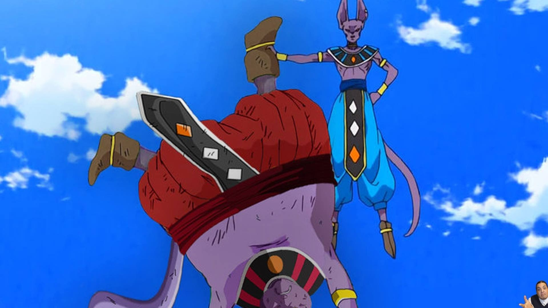1920x1080 Dragon Ball Super: Beerus Vs Champa, Goku OWNS Gohan & Universe 7  Tournament Fighters: Ch6 Spoilers - YouTube
