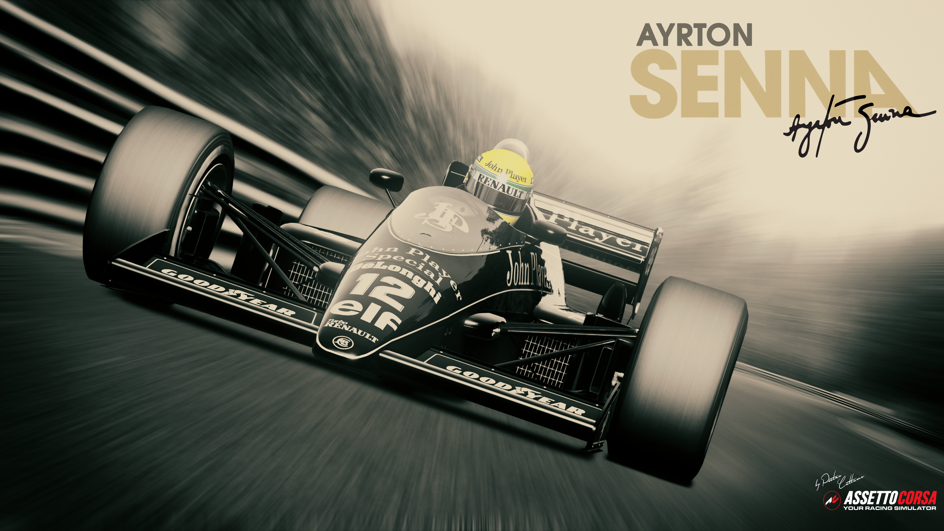 Ayrton Senna Wallpaper 74 Images