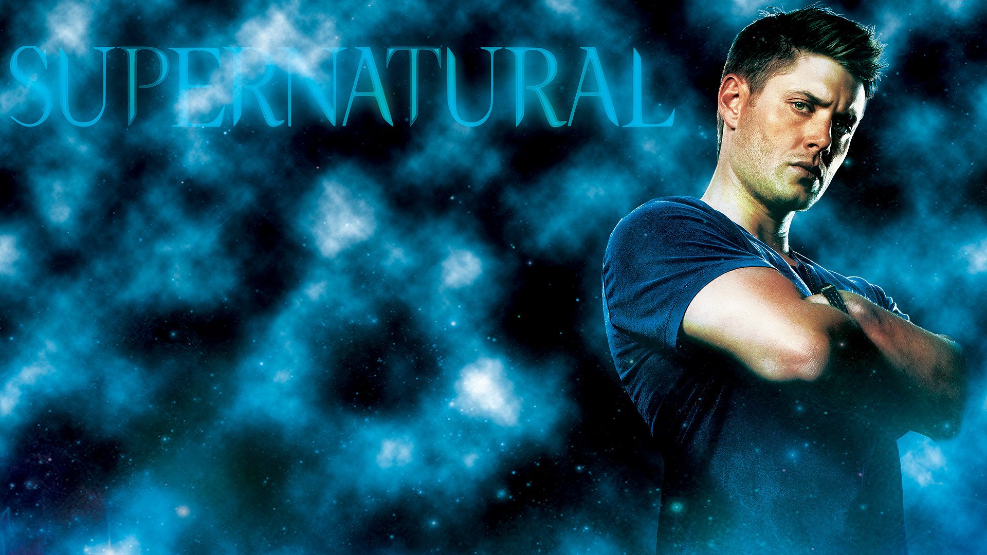 1920x1080 Supernatural: Dean Winchester by Nightfall1007 Supernatural: Dean Winchester  by Nightfall1007