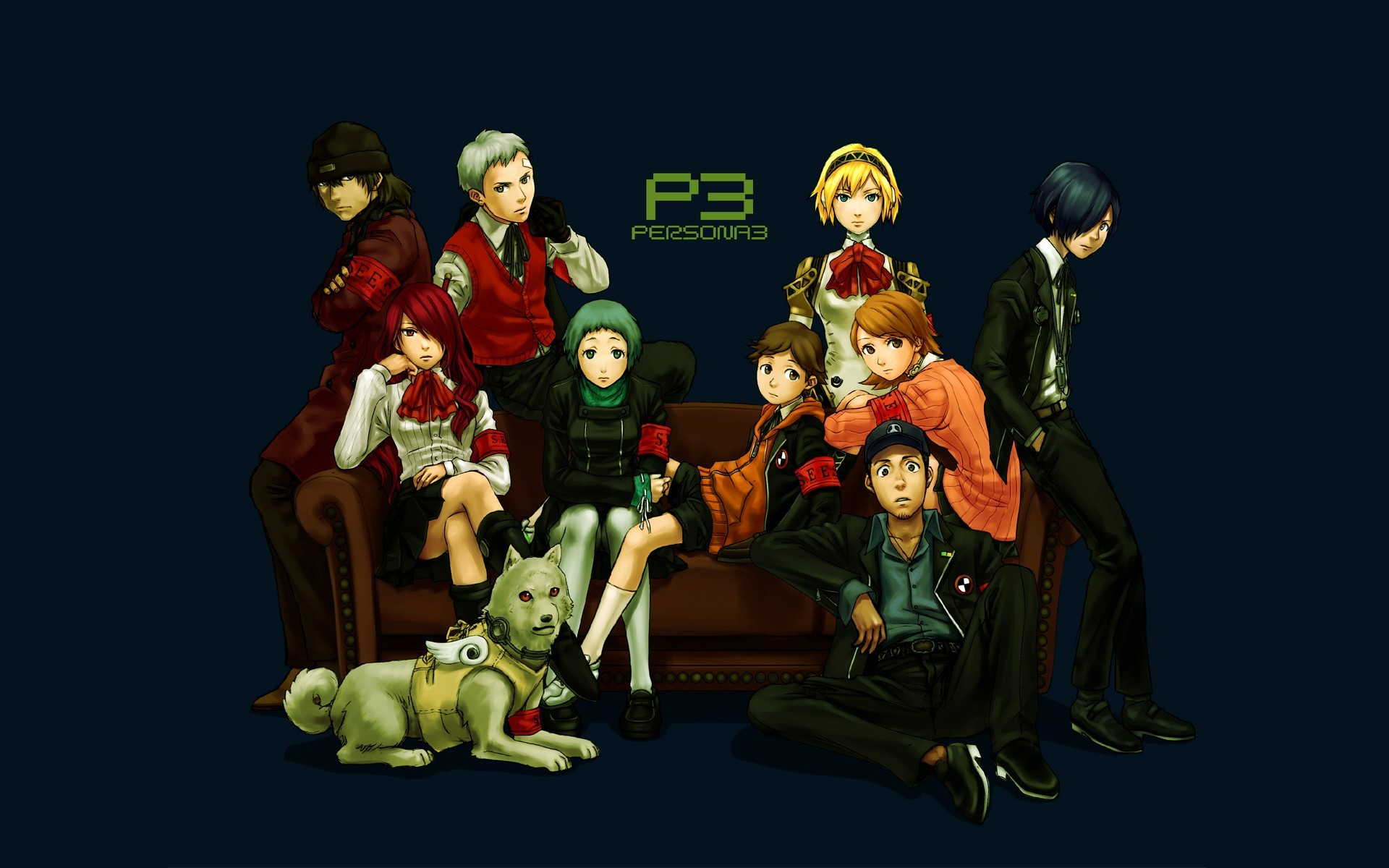 1920x1200 Widescreen Wallpapers: Persona 2 - HD Wallpapers