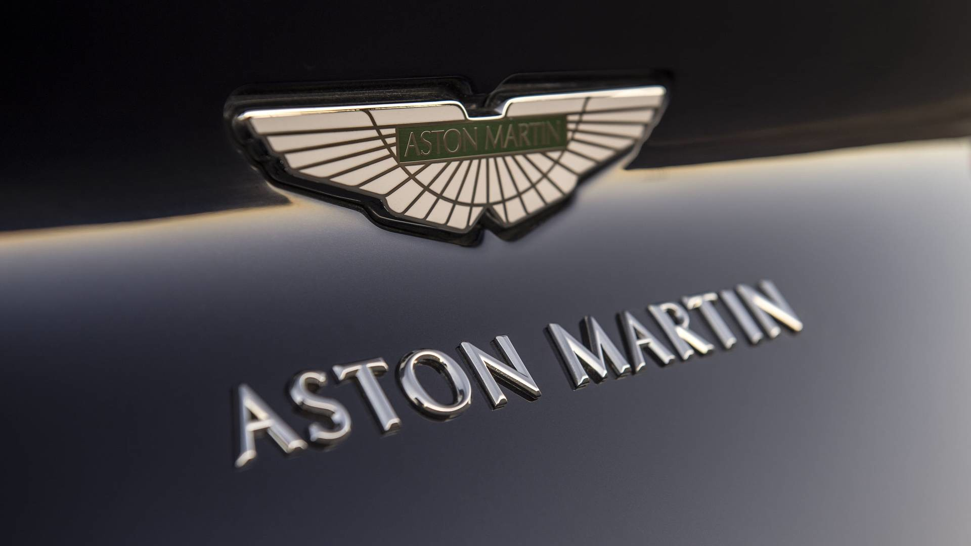 Aston Martin Logo Wallpapers 55 Images