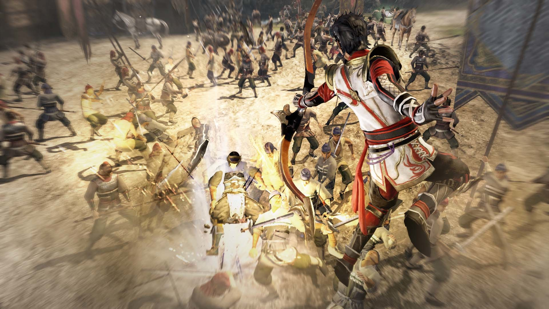 1920x1080 DYNASTY WARRIORS 8: Xtreme Legends Complete Edition