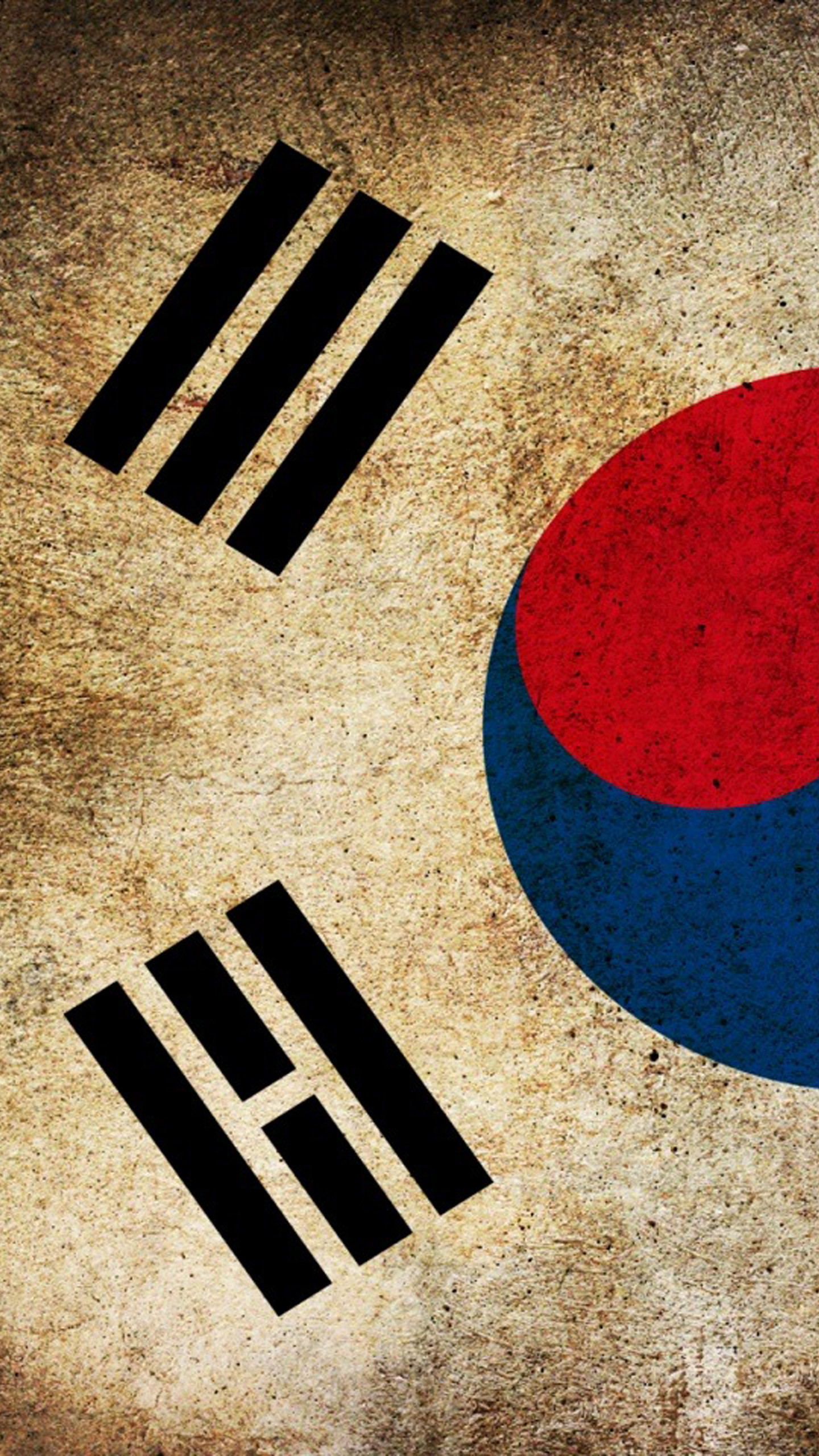 1440x2560 Pictures Of Korean Flag