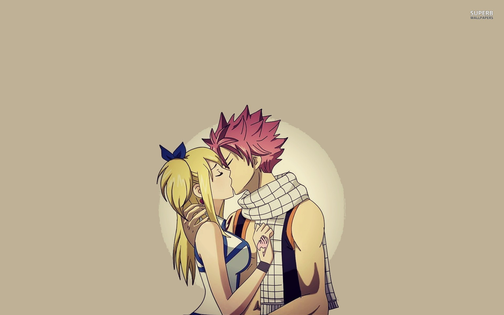1920x1200 Lucy And Natsu - Fairy Tail Wallpaper - WallDevil