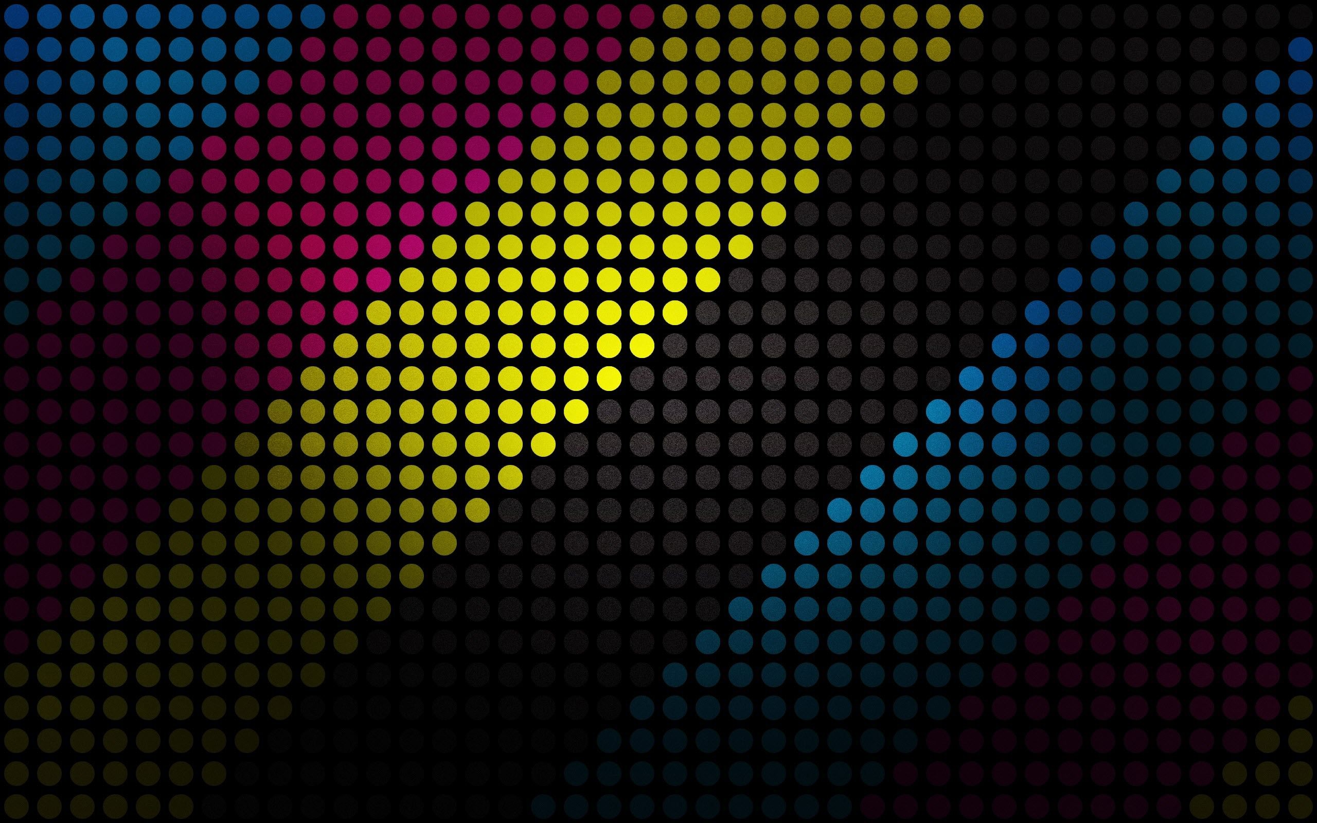 2560x1600 Dotted Abstract Wallpapers #4238732,  | All For Desktop