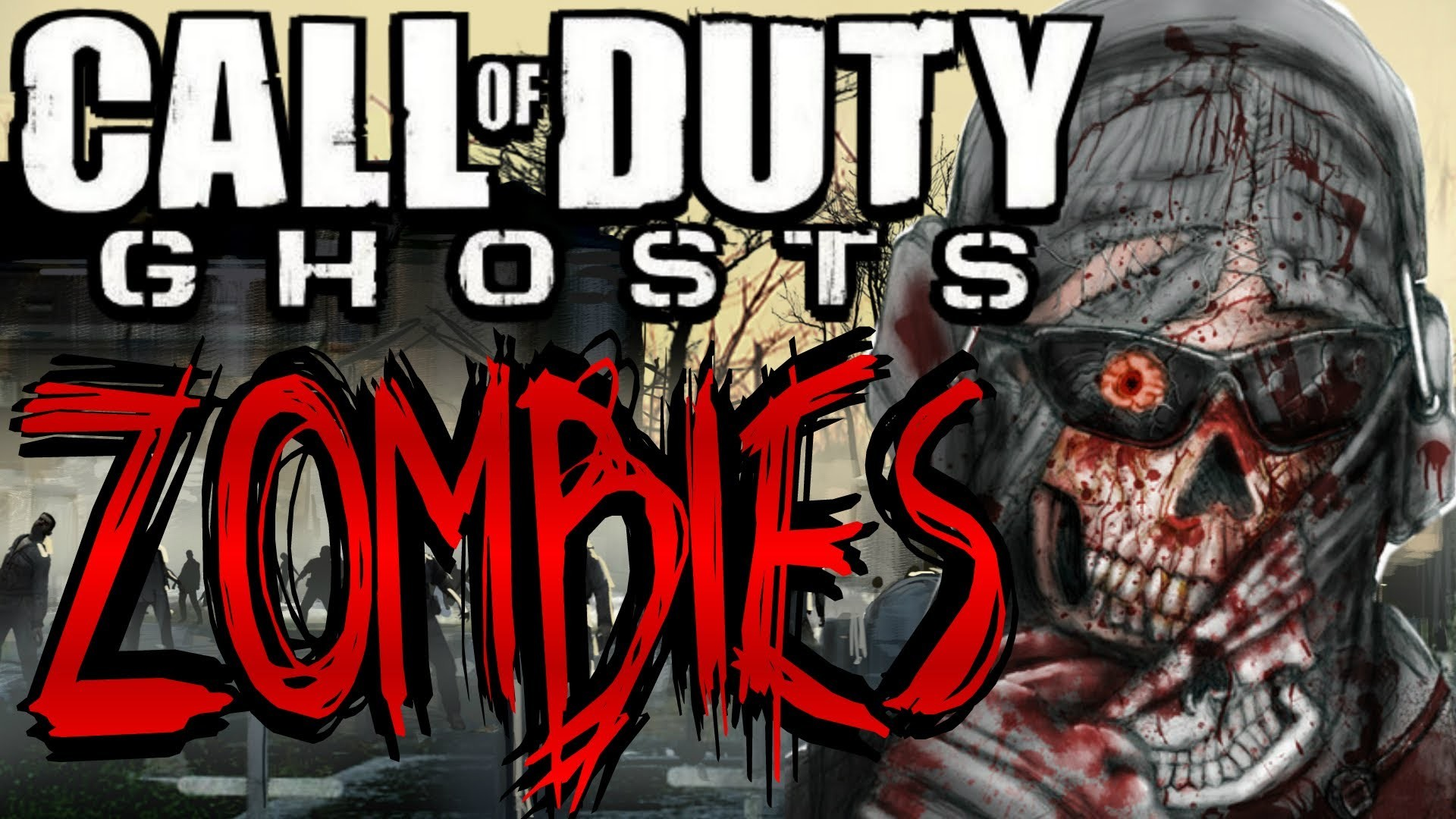 1920x1080 Call Of Duty Zombies