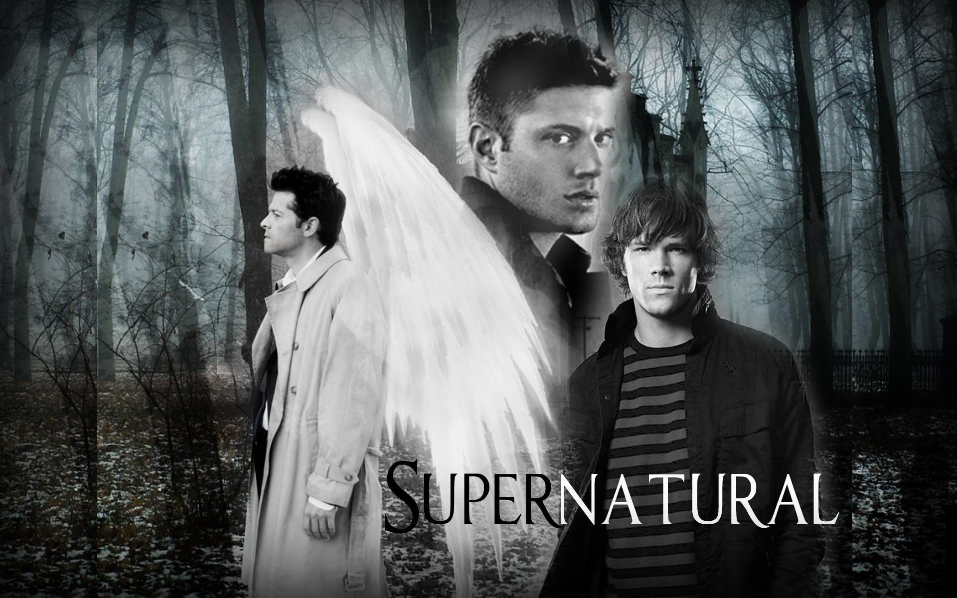 1920x1200 Supernatural skillet supernatural wallpaper HD.