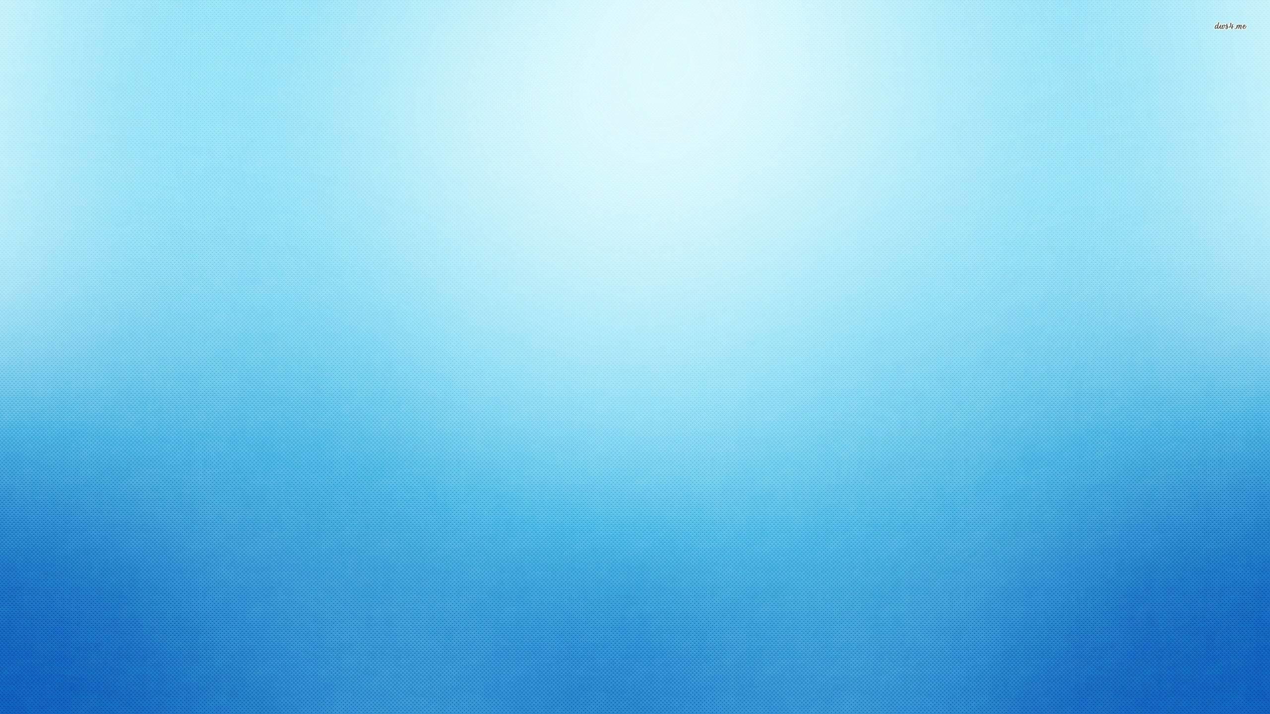 blue back round