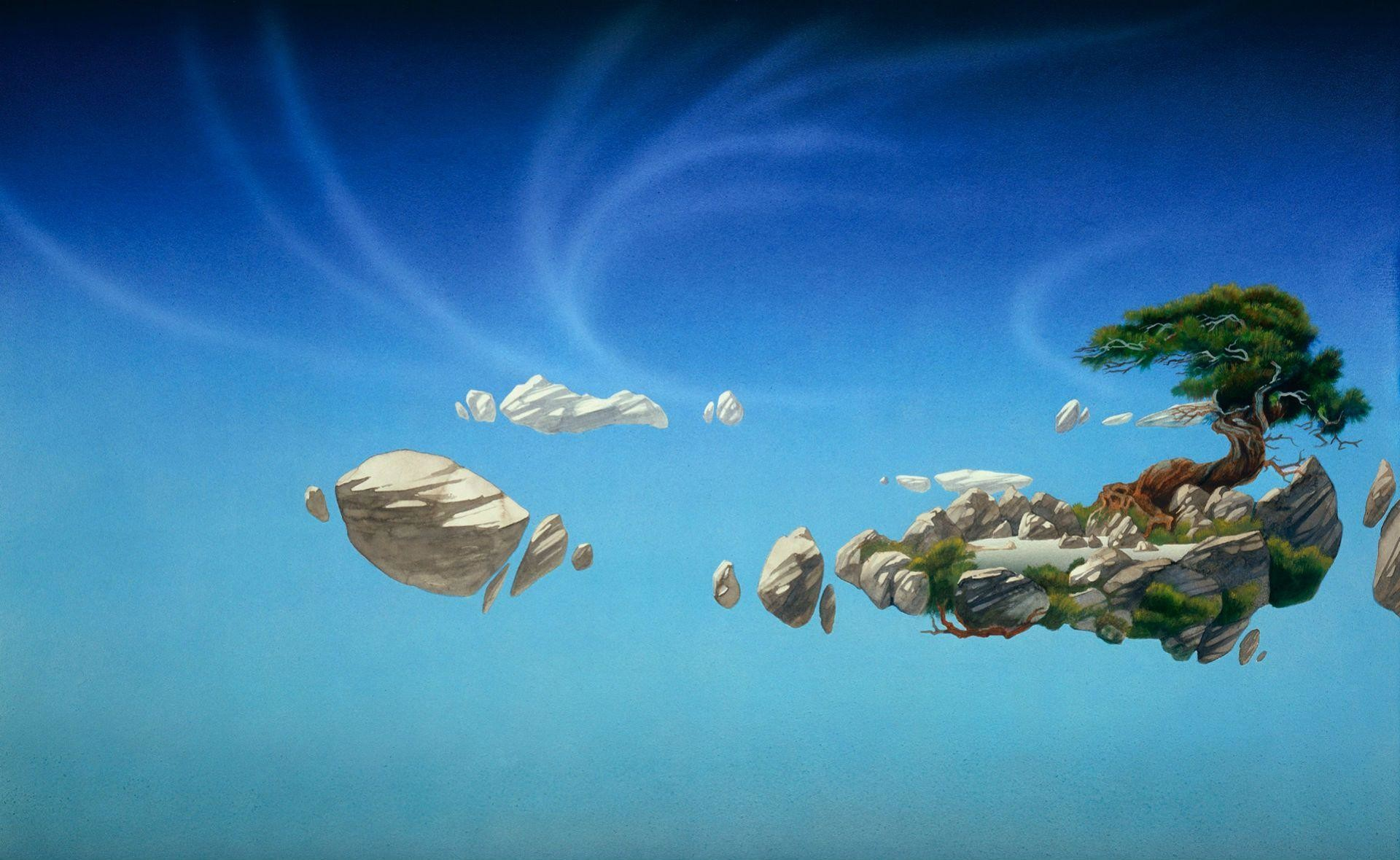 1920x1180 Wallpapers by Roger Dean