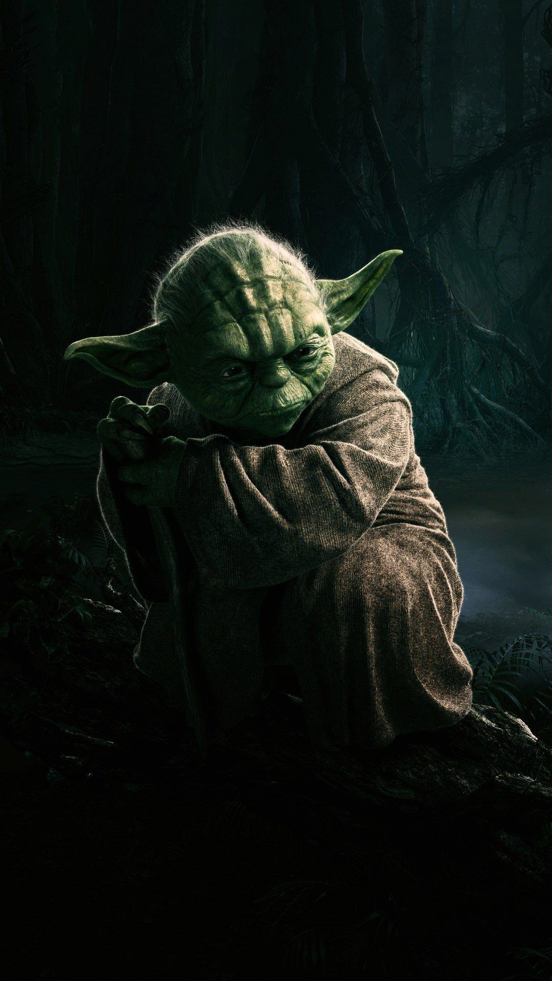 1080x1920 Wallpaper Full Hd 1080 X 1920 Smartphone Yoda - 1080 x 1920 - Full .