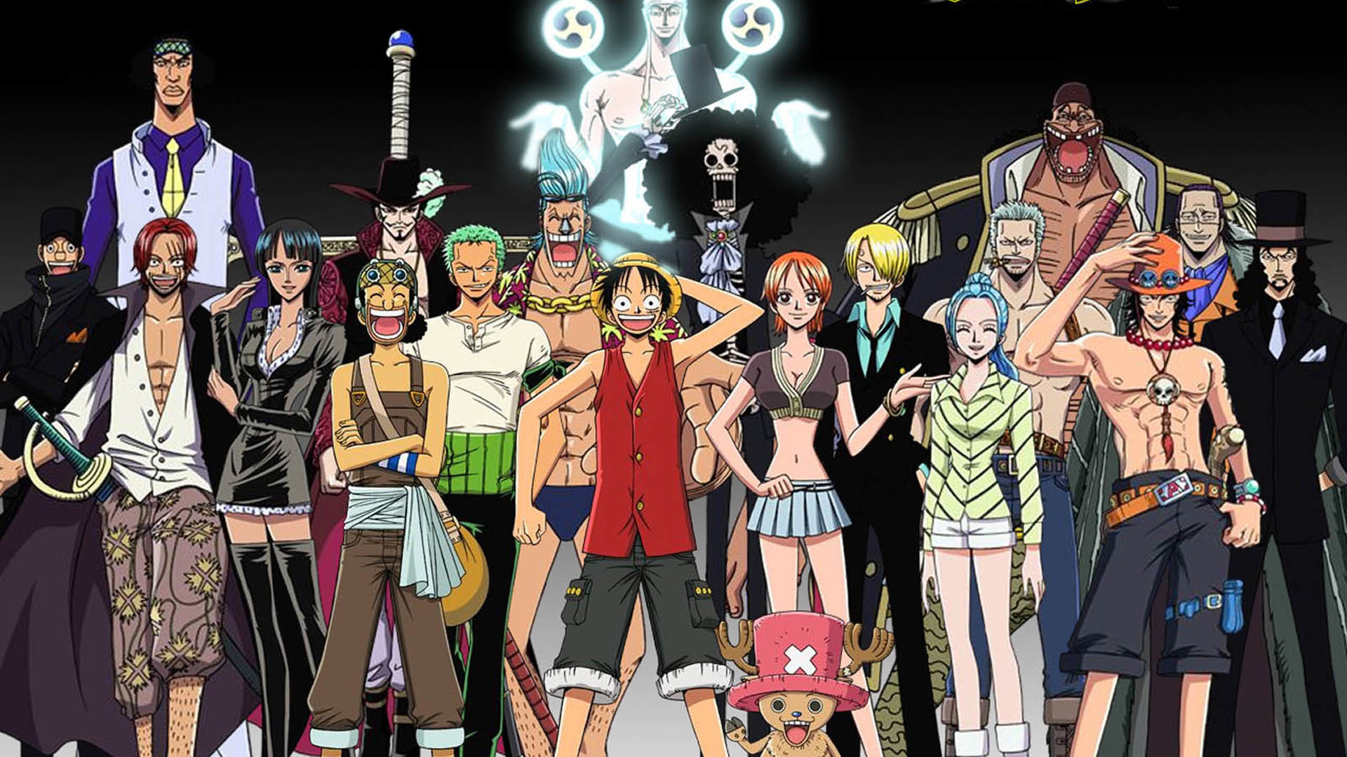1920x1080 One Piece Cool Wallpaper