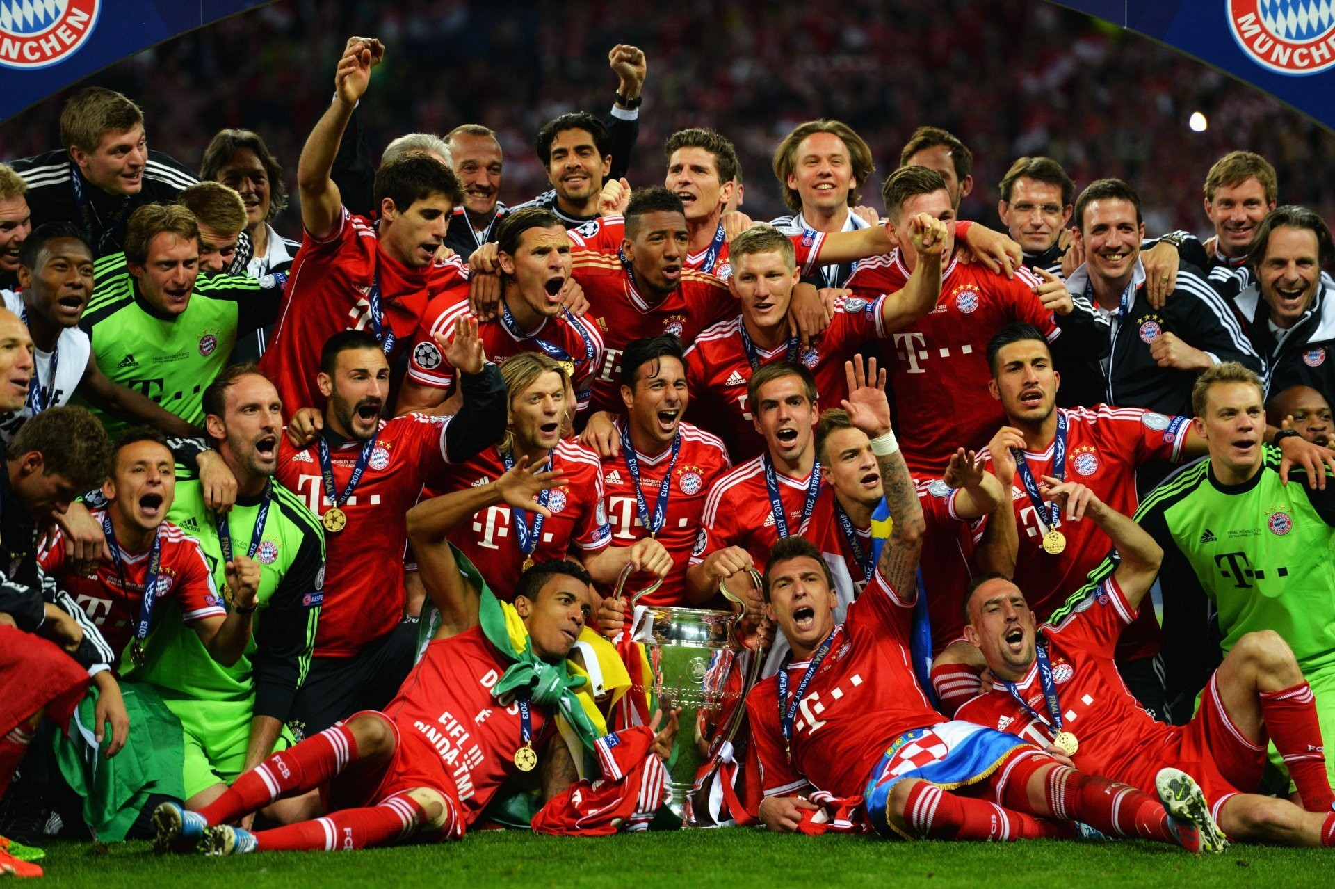 champions league sieger bayern