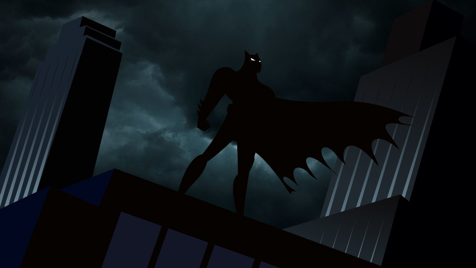 1920x1080 From Batman the animated series ...