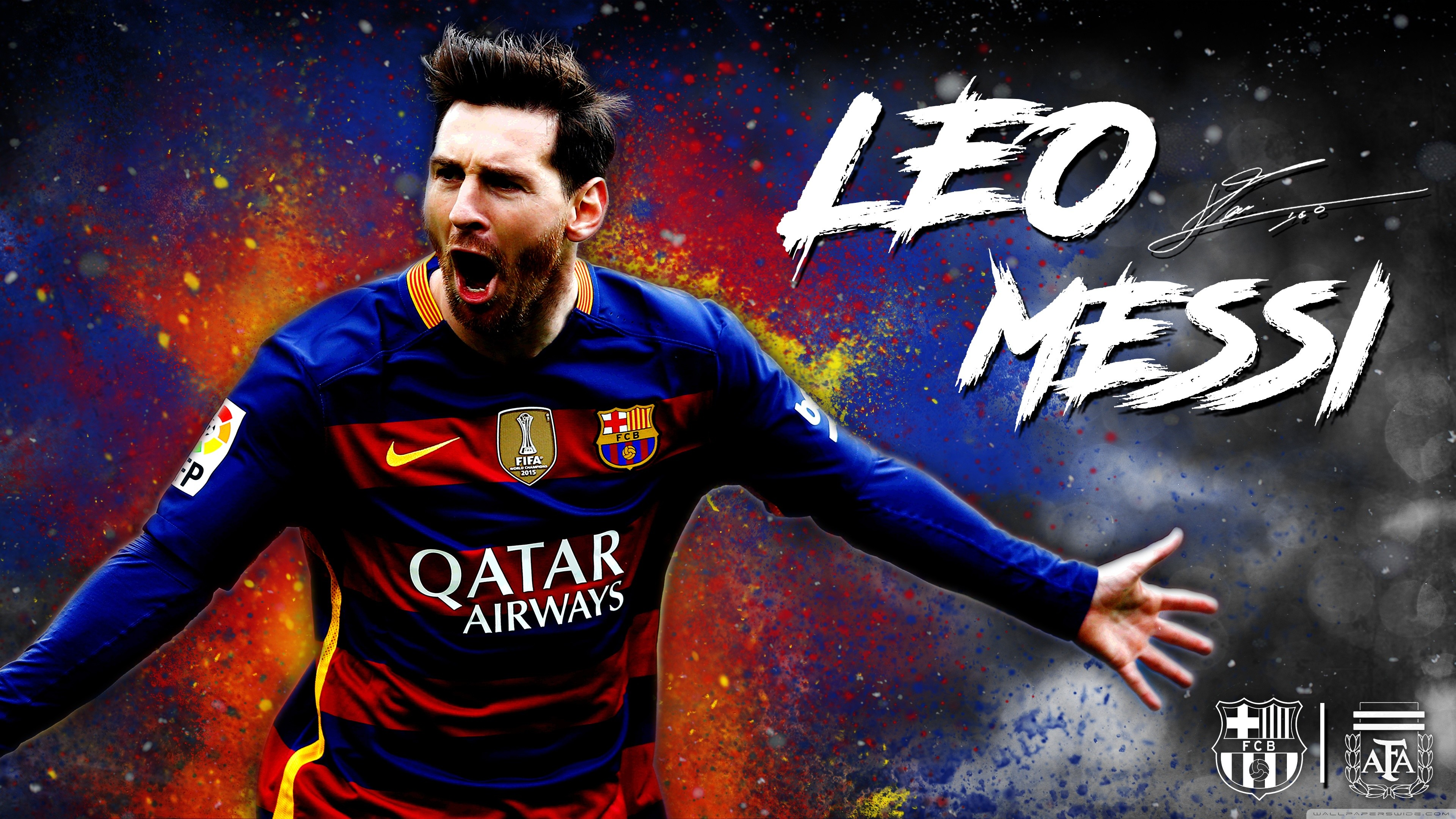 Lionel Messi Wallpaper HD 2018 (77+ Images