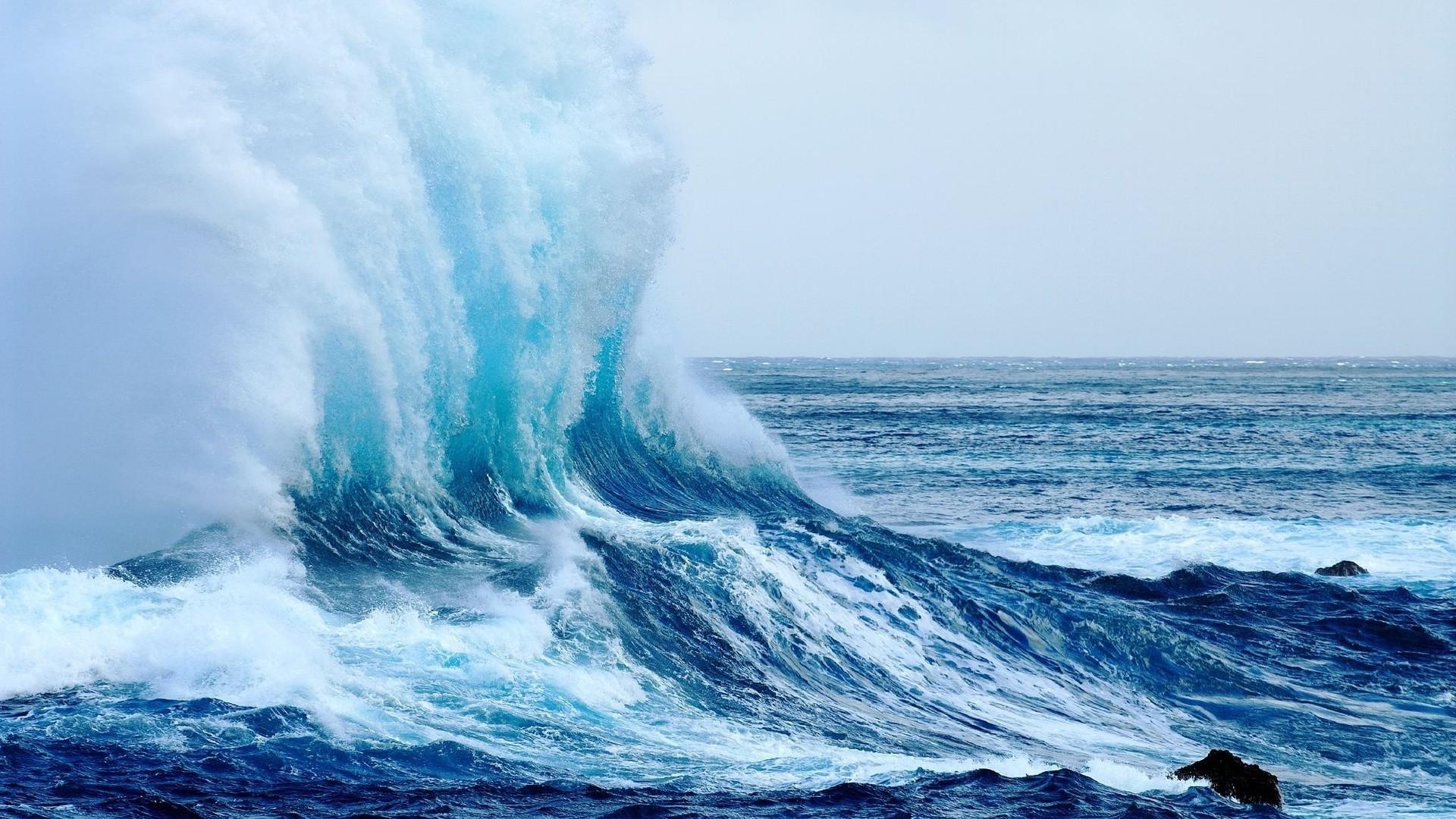 Beach Waves Wallpapers For Desktop Beach Waves