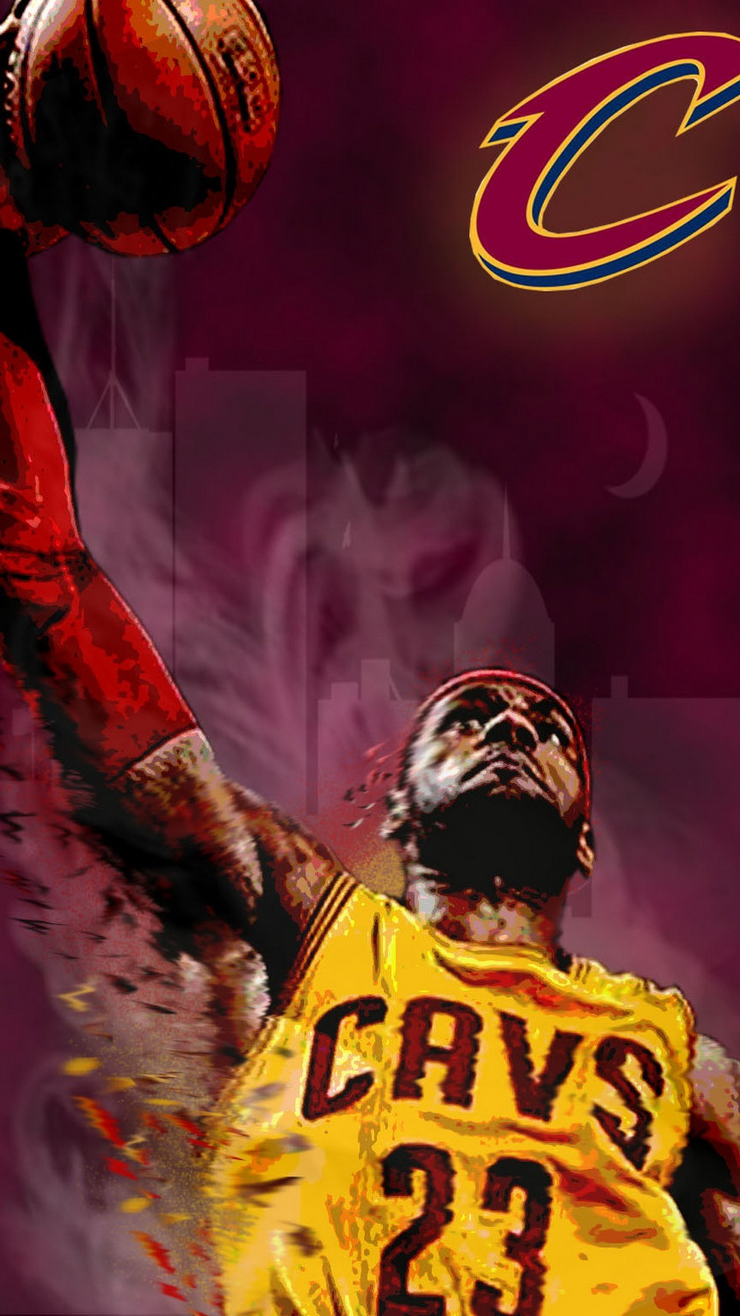 1080x1920 Photo :: Lebron James cleveland cavaliers wallpaper. Top Photos of the  First Round vs. Indiana | Cleveland Cavaliers