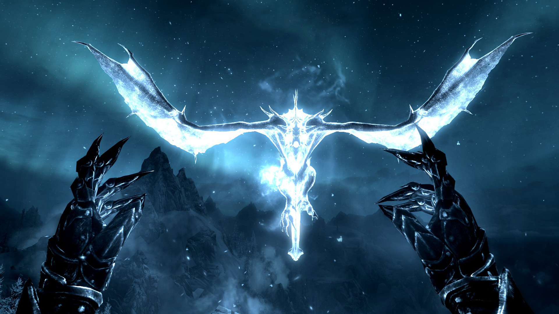 1920x1080 Skyrim Wallpaper 1600x900