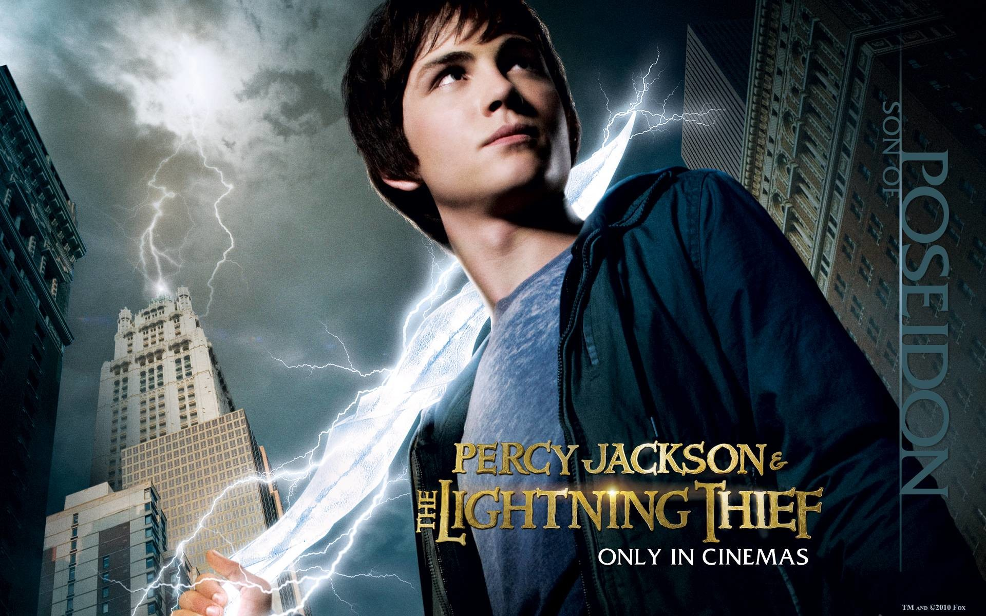 percy jackson & the olympians the lightning thief download