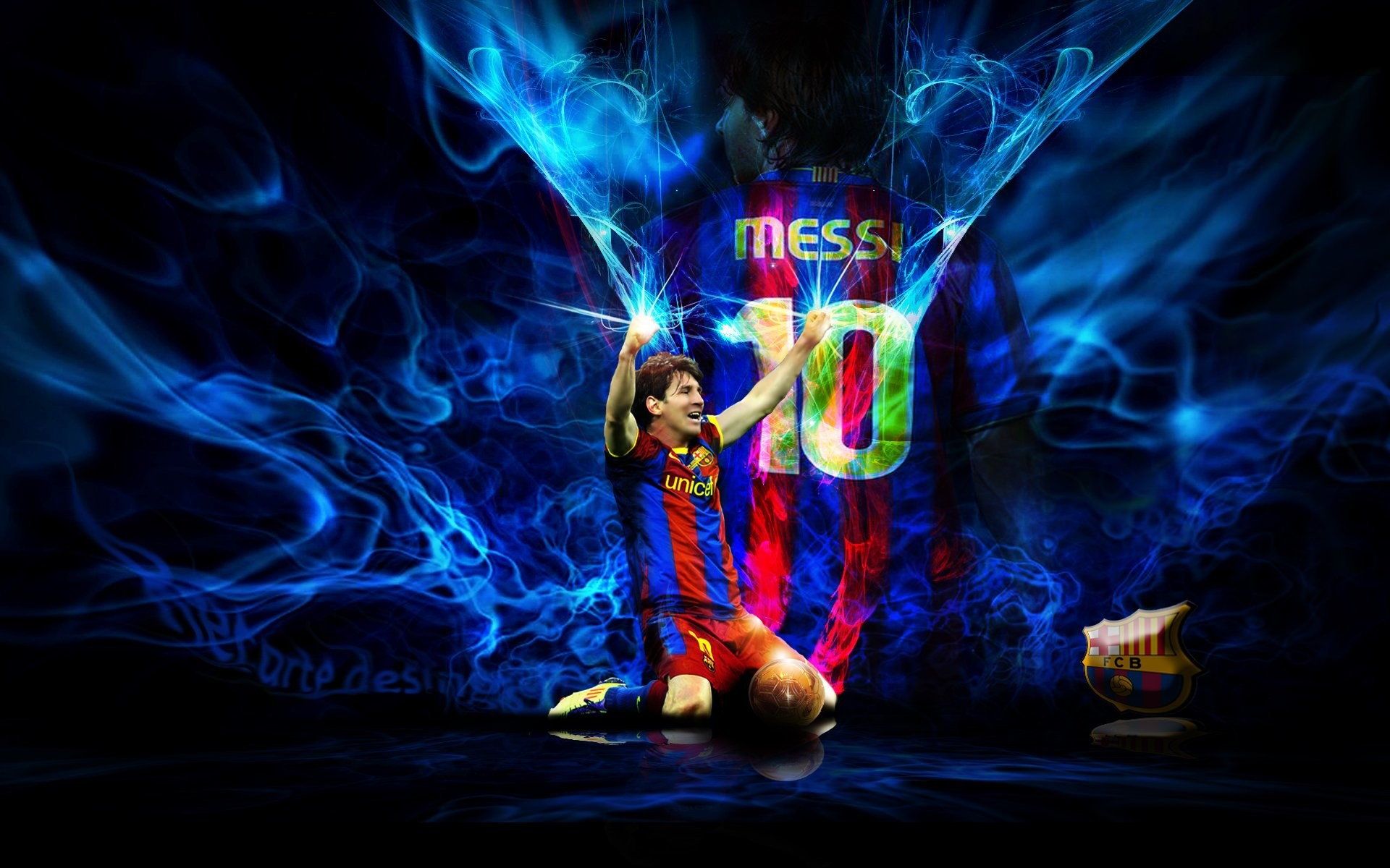 1920x1200 Cool Soccer Background Free Download.
